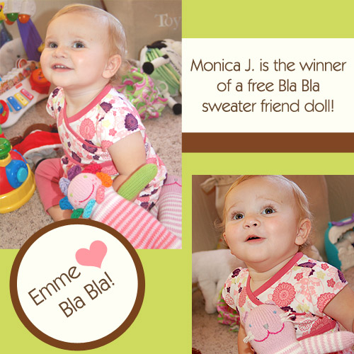 Emme Announces Bla Bla Winner